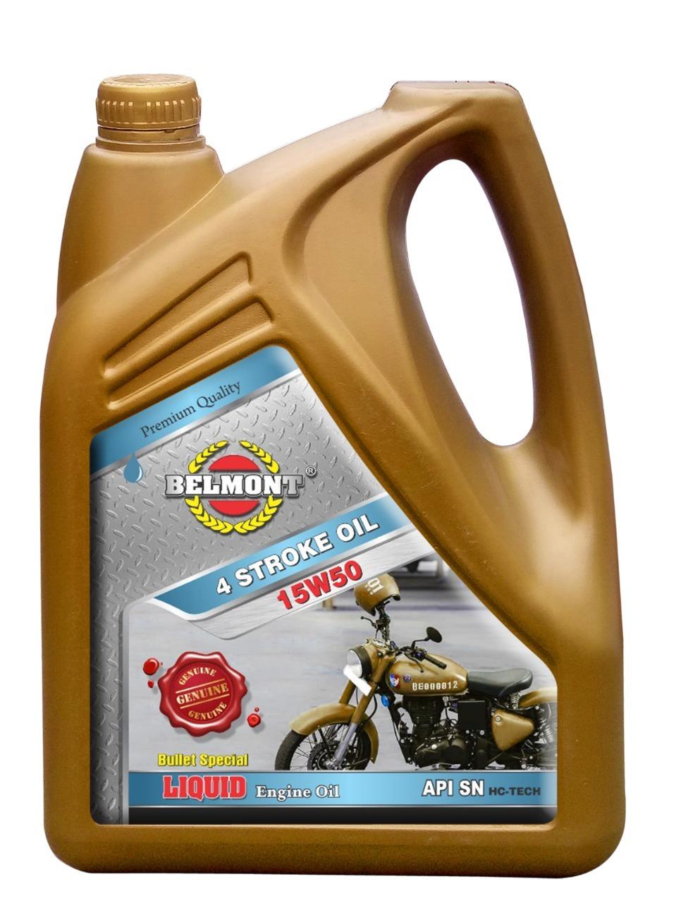 Bullet Engine Oil