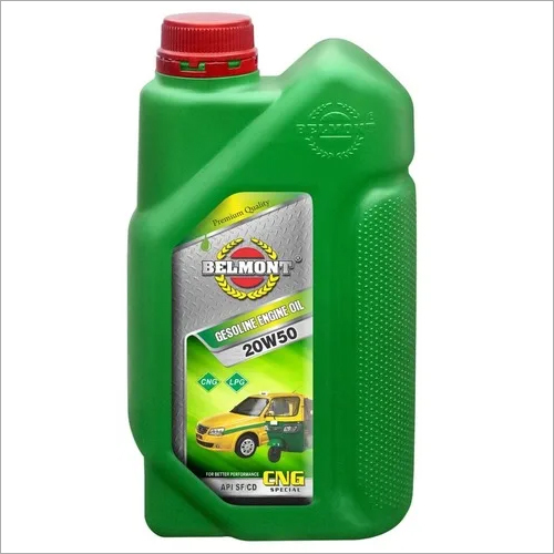 CNG/GESOLINE ENGINE OIL