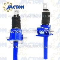 1 Tonne Metric Single Face Machine Screw Jacks (mechanical actuators)