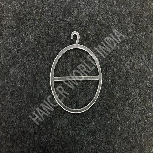 Plastic Oval Shape Hanger