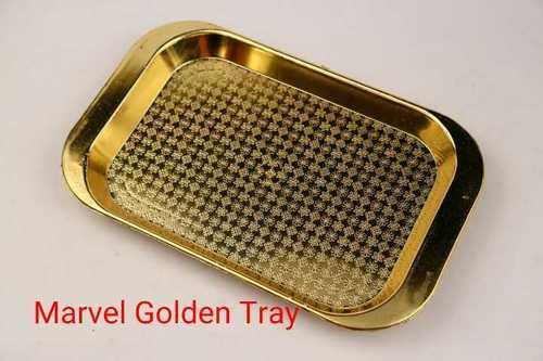 MARVEL TRAY (GOLD)