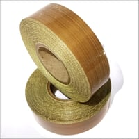 PTFE Fiberglass Adhesive Tape Brown