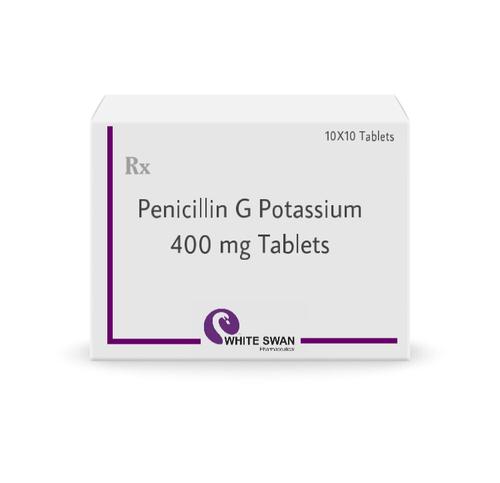 penicillin G Potassium Tablets