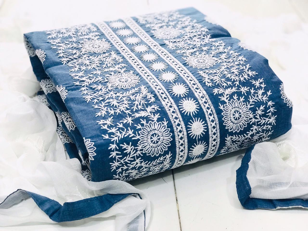 Kashmiri work dress
