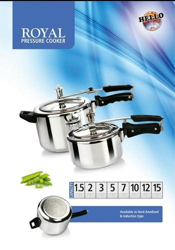Rice Pressure Cooker