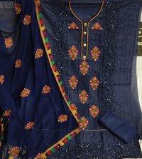Heavy Karachi Work Dress