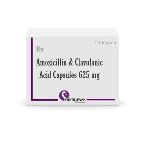 Amoxicillin And  Clavulanic Acid  Tablets