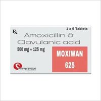 Amoxicillin And Potassium Clavulanate  tablets