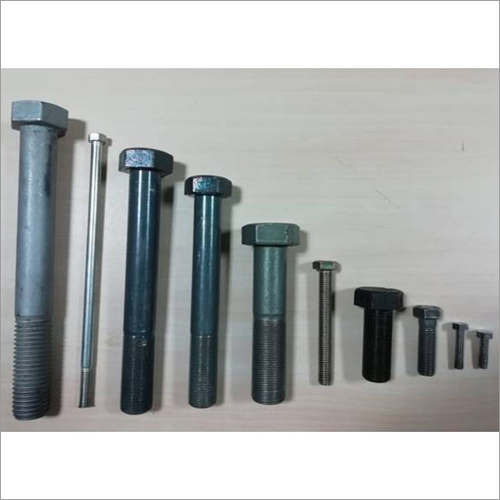 Hexagonal Headed Bolts(M6-M24)