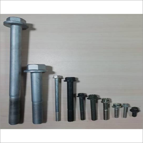 Flanged Headed Bolts (M6-M24)