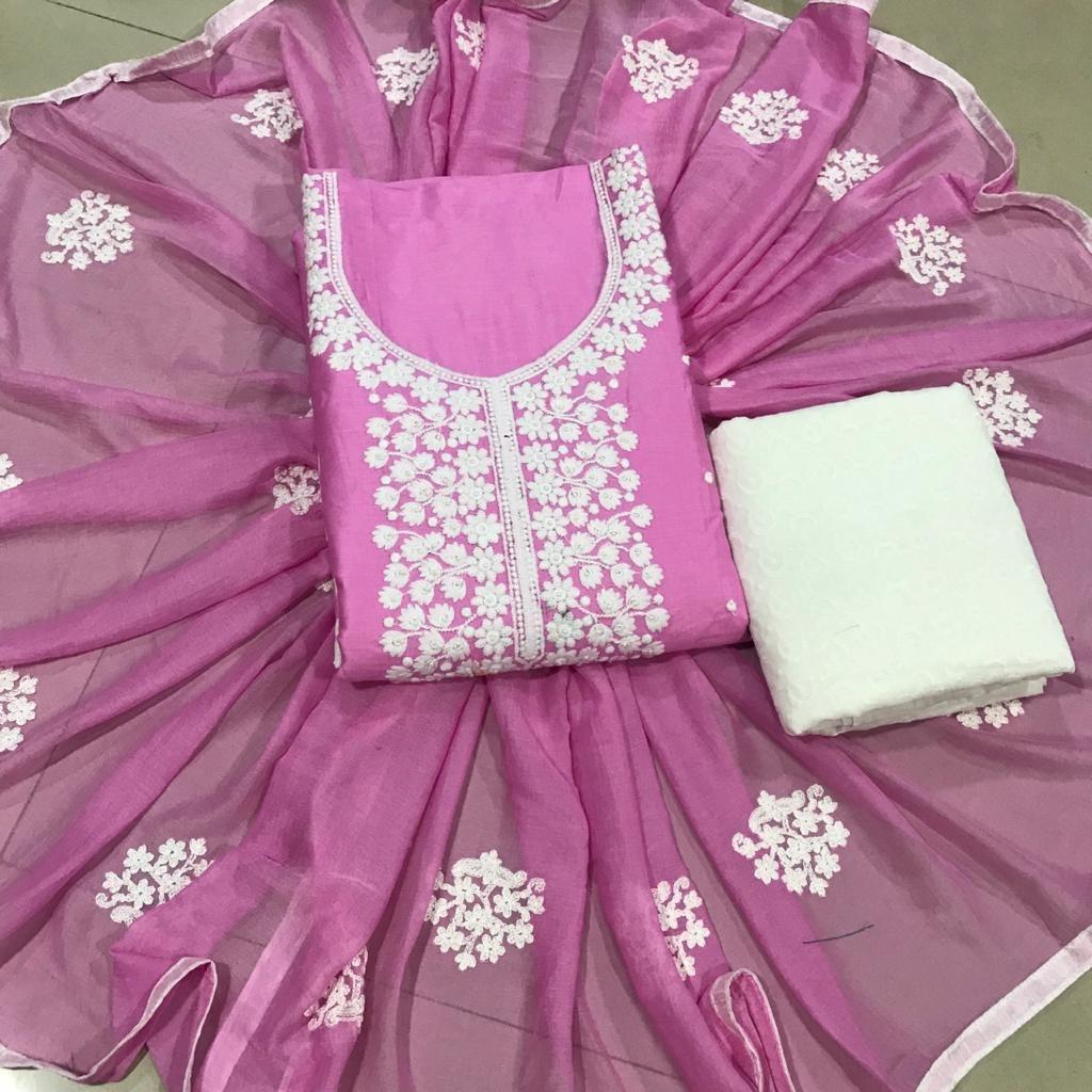 Cotton chicken dress