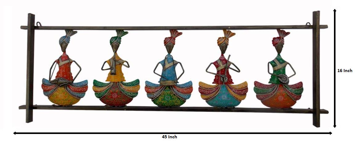 Five Sardar Musician Panel