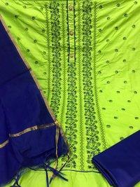 Semi stitched dress