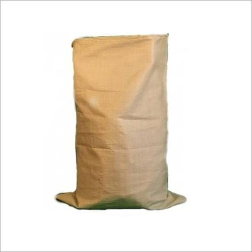 Paper Laminated HDPE Sack