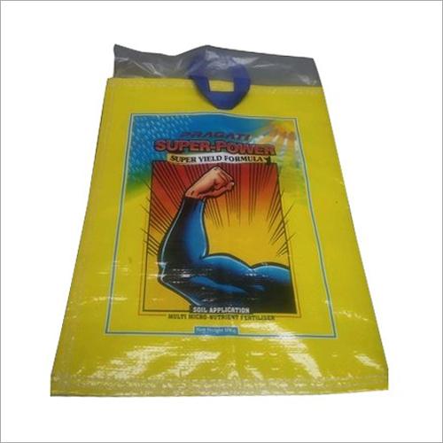 BOPP Laminated PP Hand Bags