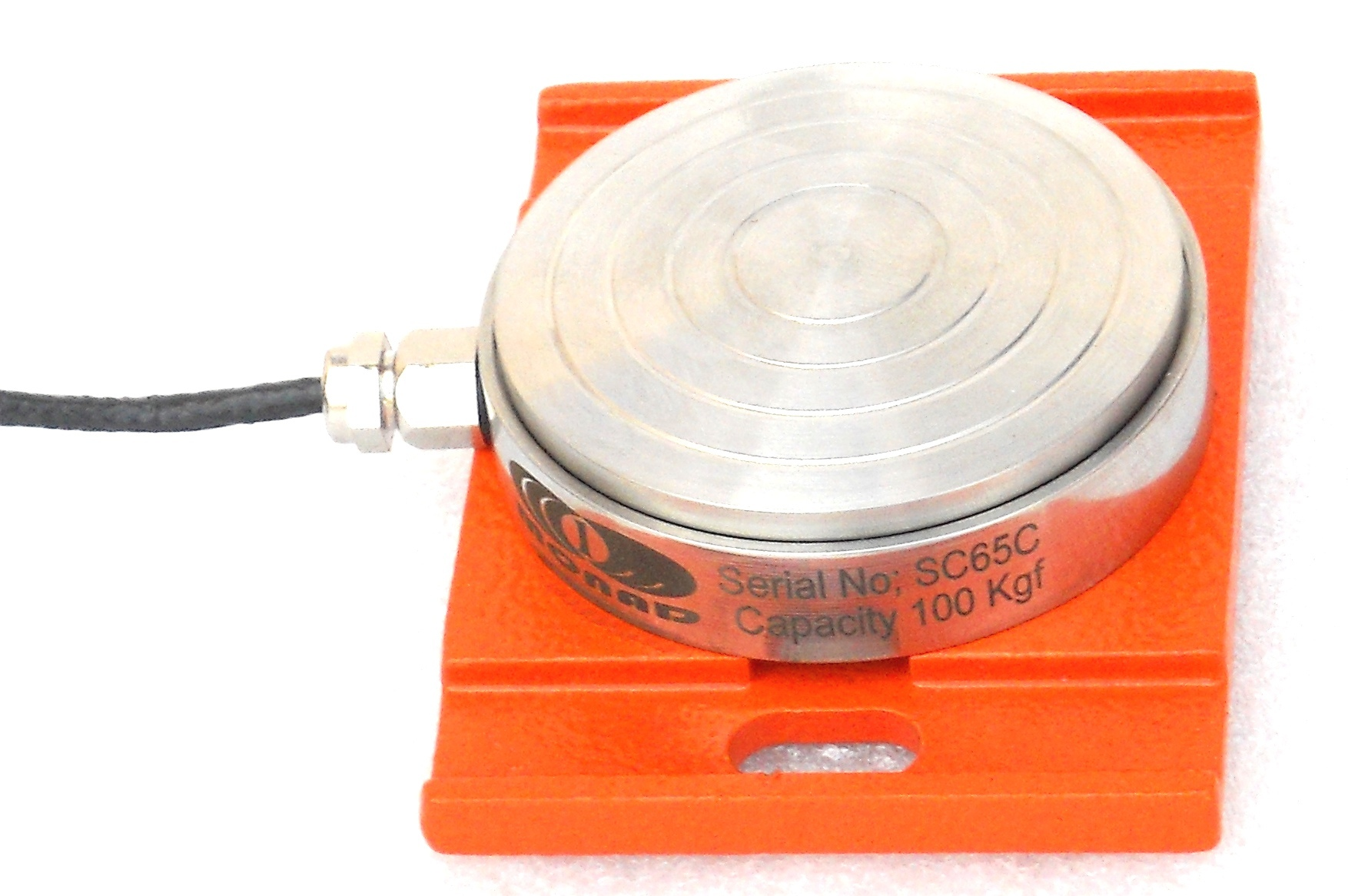 Pedal Force Transducer