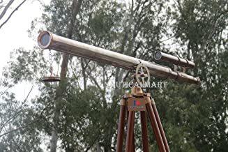 Floor Standing Oil-Rubbed Bronze Griffith Astro Telescope 64