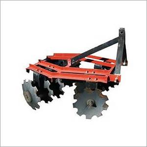 Tractor Disc Harrow Plough