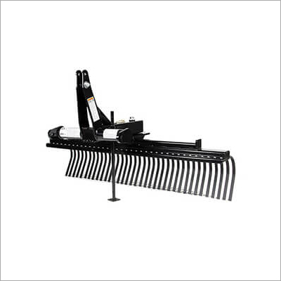 Landscape Rake Attachment