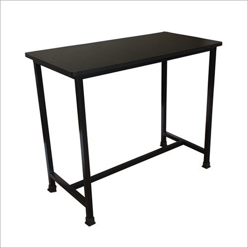 Metal Plain Office Table