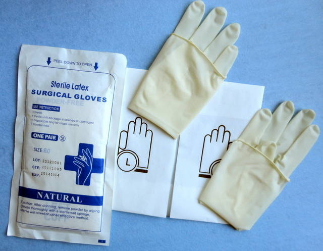 Sterile Gloves (Surgical)