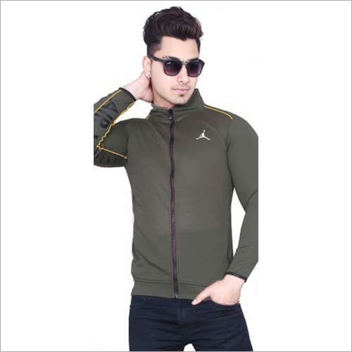 Mens Fashionable Track Upper
