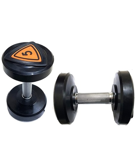 TPE PU Coated Dumbbells