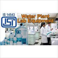 Bis-isi Pdw Water Plant Laboratory Set Up Services