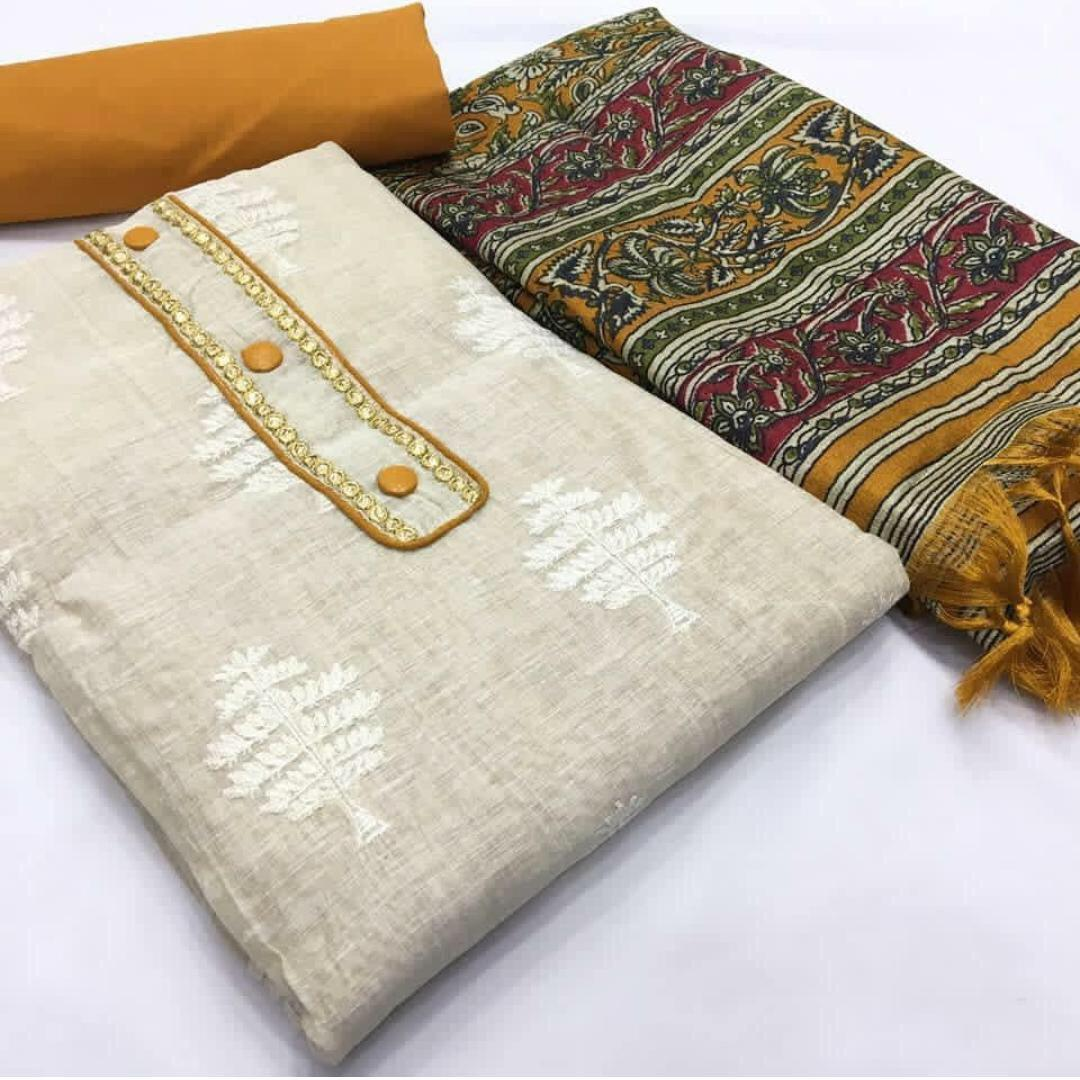 KHADI COTTON DRESS