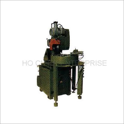 Alloy Rim Cut-Off Machine
