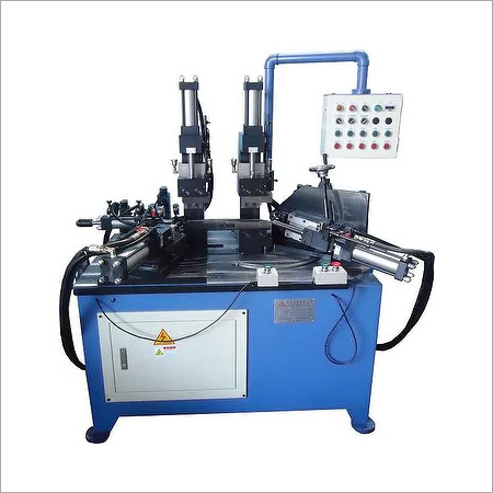 Double-End Notching Machine