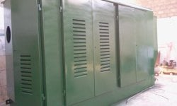 Gensets And Power Generator Enclosures Soundproofing