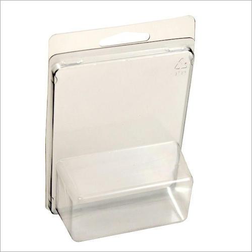 PVC Clamshell Blister Pack