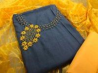 Cotton handwork dress