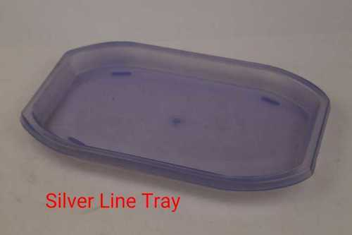 SILVER LINE TRAY