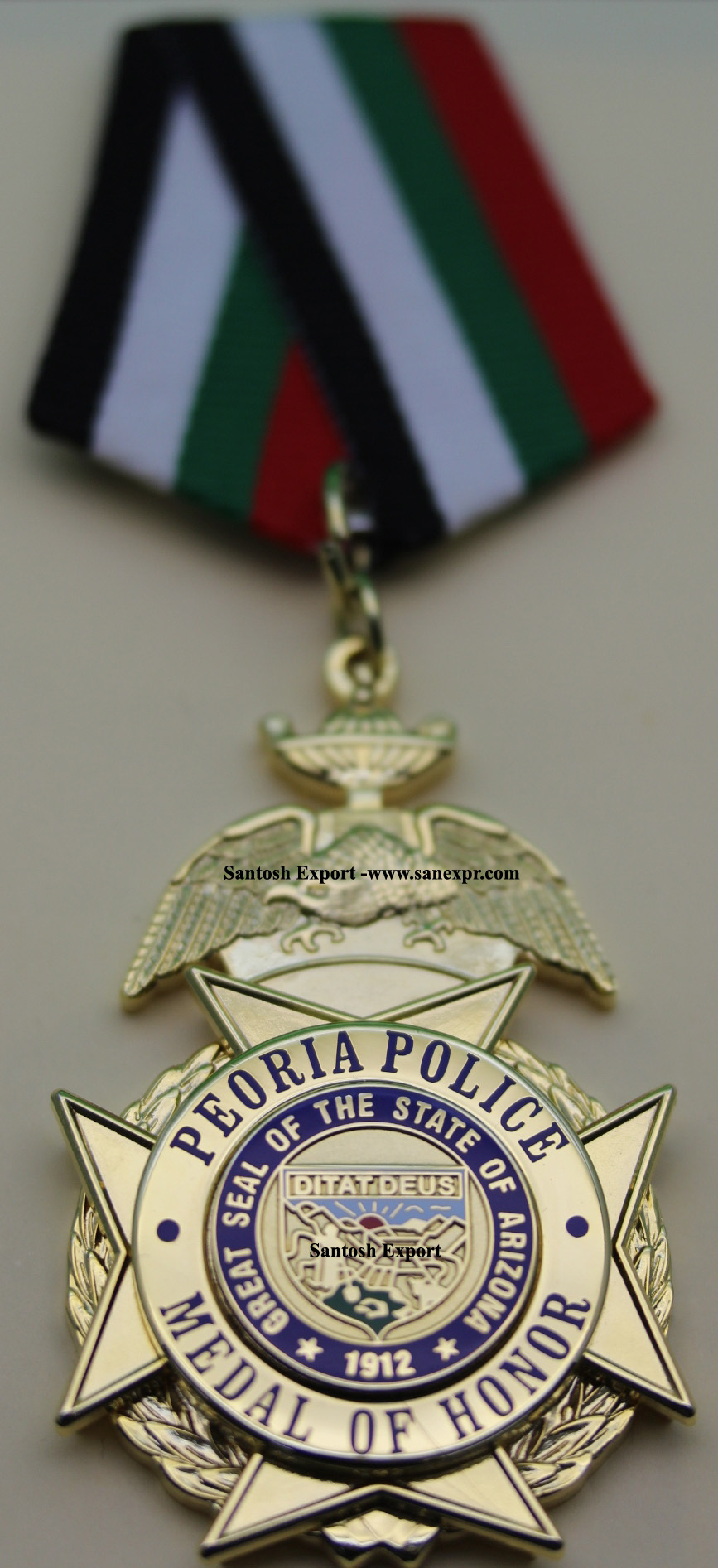 Pocket medal