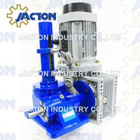 20 tonne worm gear machine screw jacks lift and precisely position loads