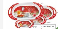 DECOR TRAY SET