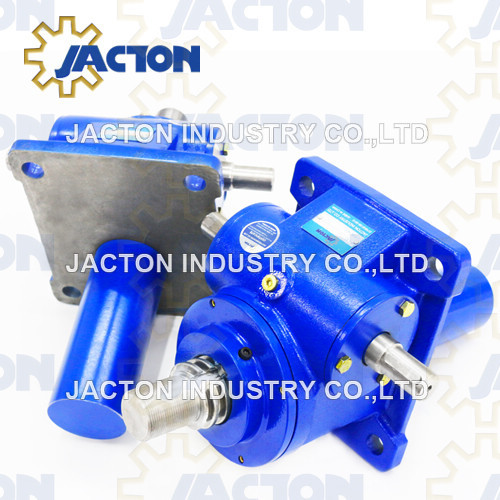 35 tonne worm gear machine screw jacks lift and precisely position loads