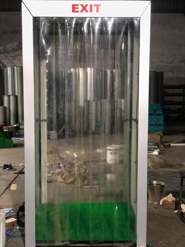 AUTOMATIC BODY SANITIZER TUNNEL