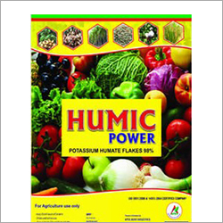 98% Potassium Humate Flakes