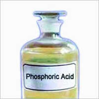 60 Percent Phosphoric Acid
