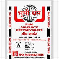 21 Percent Zinc Sulphate