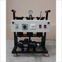 Hydraulic Oil Cleaning Machine (Mini)