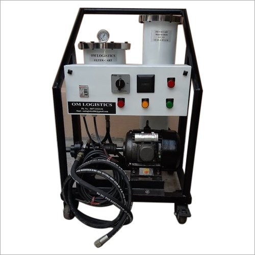 Gear Oil Machine