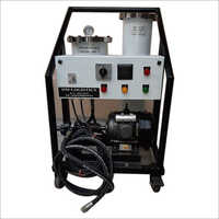 Gear Oil Cleaning Machine