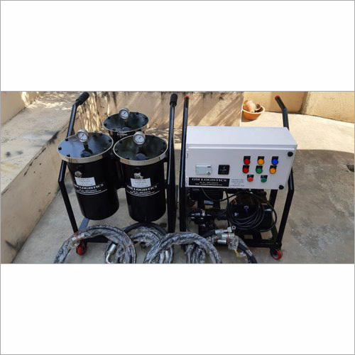 Turbine Oil Cleaning Machine
