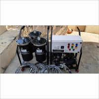 Turbine Oil Cleaning Machine