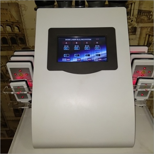 Portable Cavitation Lipo Laser Machine