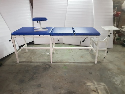Traction Bed 3 Fold ( Metal )